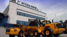 PT. Intraco Penta Tbk (INTA)