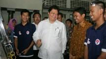 Menteri Perindustrian Airlangga Hartarto