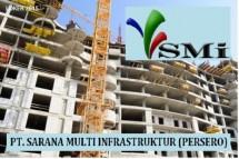PT Sarana Multi Infrastruktur (SMI) (Foto Ist)