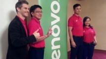 Pres Converence Lenovo (Hariyanto/ INDUSTRY.co.id)