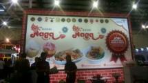 Booth Bakmi Naga (foto: Ridwan)
