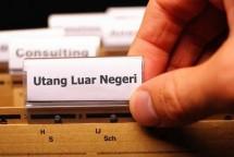 Ilustrasi utang luar negeri indonesia (sindonews.com)