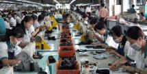 Ilustrasi Industri alas kaki (Foto Ist)