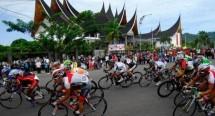 Ilustrasi Tour de Singkarak (Foto Ist)