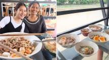 Sup Mie Perahu, Kuliner Unik di Daerah Ayutthya, Thailand (Foto: travelingyuk.com)