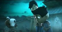 Adegan film animasi Knight Kris yang diproduser Deddy Corbuzier