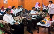 Kepala BPPI Kemenperin Ngakan Timur Antara bersama Kepala BBIA, Umar Habson (Foto:Ridwan)