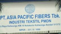 PT Asia Pacific Fiber Tbk (ist)