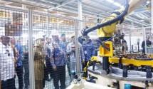 Menperin kunjungi pabrik otomotif di Serang Banten