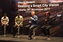 Hitachi Siap Garap Smart City di Indonesia (Foto Anto)