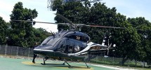 Helicopter City Transport (Helicity) (Chodijah Febriyani/Industry.co.id)