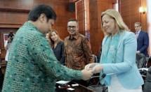 Menperin Airlangga Hartarto menerima kunjungan Europe-ASEAN Business Alliance (EABA) (Foto Dok Industry.co.id)