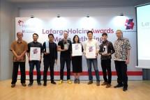 Penghargaan LafargeHolcim Award 2017