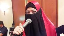 Peggy Melati Sukma yang kini punya nama baru Khadidjah (Foto: Amazon/INDUSTRY.co.id)