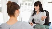 Ilustrasi interview HR (femina.co.id)