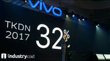 Vivo Kukuhkan Posisi 5 Besar Smartphone di Indonesia