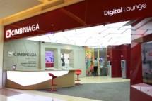 Digital Lounge CIMB Niaga (Foto Dok Industry.co.id)