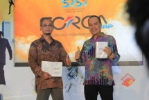 Adel Rahadi, CEO PT Sinergi Informatika Semen Indonesia (Foto Abe)