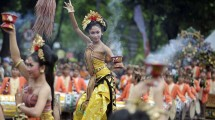 Denpasar Festival (Denfest) (Foto:BALIGOLIVE.COM)