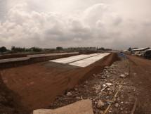 Pembangunan Akses Tol Cimanggis-Cibitung (Foto:Dok. Industry.co.id)