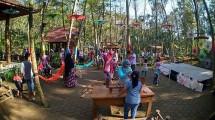 Pasar Karetan Radja Pendapa Desa Segrumung, Meteseh, Boja, Kendal, Jawa Tengah (Jateng) (Foto:pasarkaretan/Instagram)