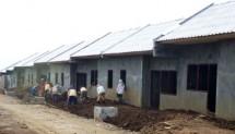 Ilustrasi Foto Pembangunan Program Sejuta Unit Rumah