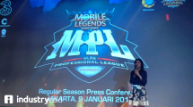 Mobile Legends Profesional League Indonesia (Hariyanto/INDUSTRY.co.id)