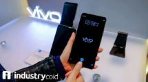 Vivo Hadirkan Smartphone Berteknologi In-Display Fingerprint