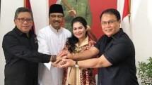 Syaifullah Yusuf dan Puti Guntur Soekarnoputri (Foto Dok Industry.co.id)