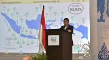 Menteri Energi dan Sumber Daya Mineral (ESDM) Ignasius Jonan