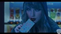 Taylor Swift di video klip End Game (Foto: Twitter/@simplySfans)