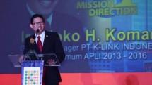 Ketua Umum Asosiasi Penjualan Langsung Indonesia (APLI) Djoko Hartanto Komara