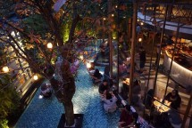 View Dari Lantai 2 One Eighty Coffee (Source: Tripadvisor.com)