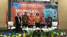 """Forum Merdeka Barat 9 (FMB9) """"Imunisasi, Difteri, dan Gerakan Antivaksin"""""""