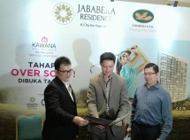 Launching Apartemen Kawana Golf Residence tahap kedua (dok-INDUSTRY.co.id)