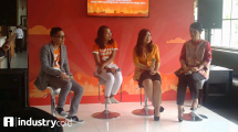Roadshow Kampus Shopee (Hariyanto/INDUSTRY.co.id)