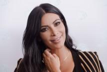 Kim Kardashian. (Source: W Magazine)