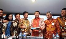 Dirut BNI Achmad Baiquni (Foto Rino)