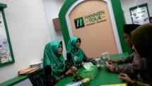 Biro umrah PT Usmaniyah Hannien Tour (Foto Dok Industry.co.id)