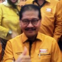 Marsekal Madya TNI (Purn) Daryatmo Ketum Partai Hanura (Foto Dok Industry.co.id)