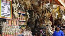 Mercado de las Brujas, Pasar Unik di Bolivia (Foto:dailymail.co.uk)