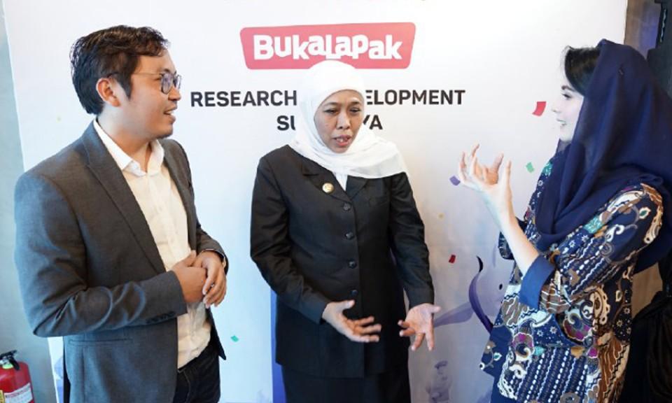 Bukalapak Resmikan Kantor Research & Development Kedua