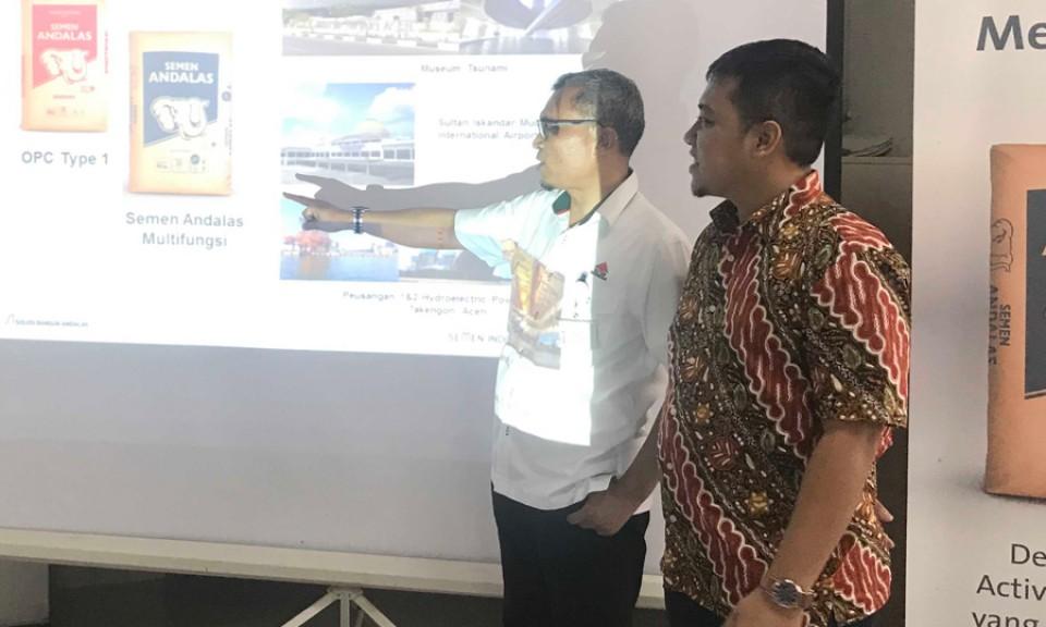 Acara Semen Indonesia di Aceh Hari ini