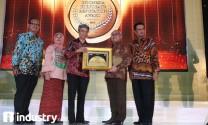 BANK DKI RAIH INDONESIA BEST CORPORATE REPUTATION AWARD 2017