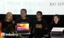 PELUNCURAN LAPTOP ASUS BERBASIS AMD FX PERTAMA DI INDONESIA