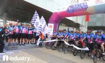 LEBIH DARI 2.600 PESEPEDA MERIAHKAN ASTRA CYCLING TOUR