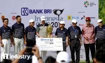 BANK BRI INDONESIA OPEN GOLF 2018