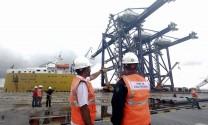 Container Crane Baru Kuala Tanjung