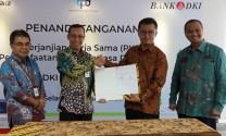 Kerja Sama Bank Dki Dengan Transjakarta