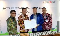 Kerjasama Bank DKI Dengan PT Jakarta Tourisindo